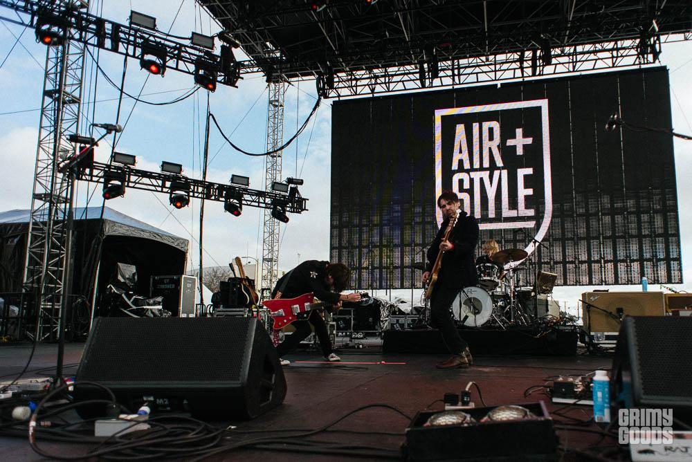 The Shelters at Air & Style 2017 -- Photo: Brandon Espeleta