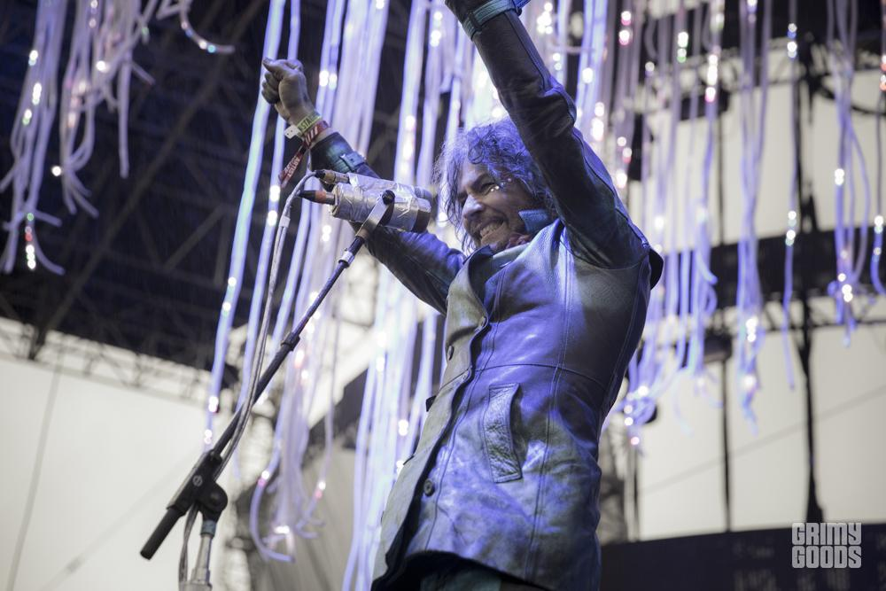 Flaming Lips, Air + Style, Rose Bowl, photos by Wes Marsala