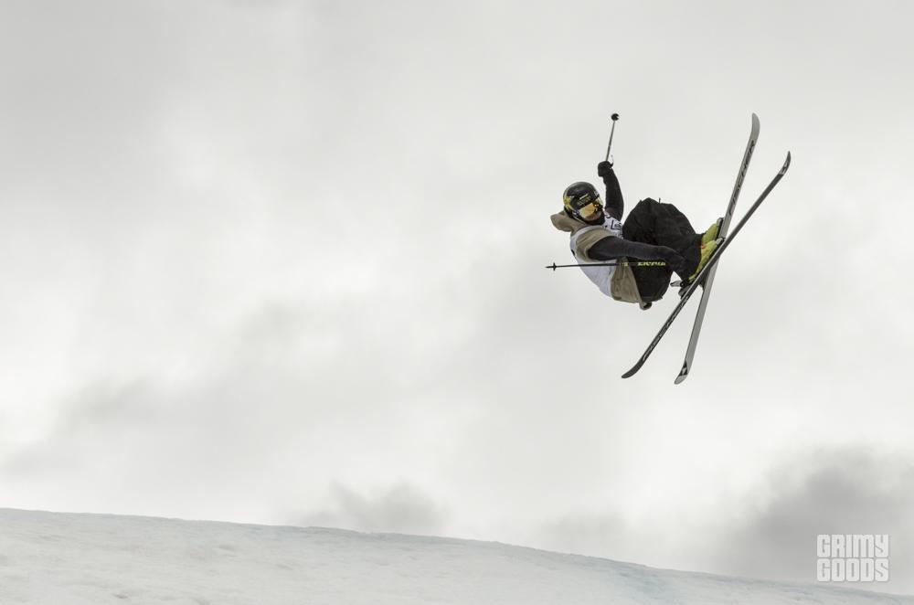 Big Air Ski, Air + Style, Rose Bowl, photos by Wes Marsala