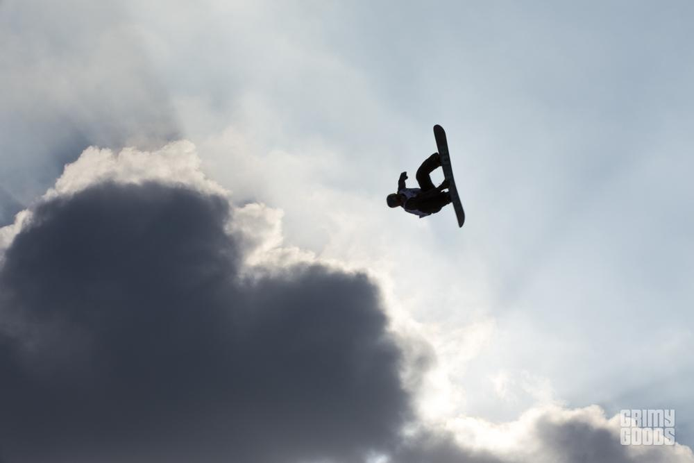 Big Air Competition,  Air + Style at the Rose Bowl, photo by Wes Marsala
