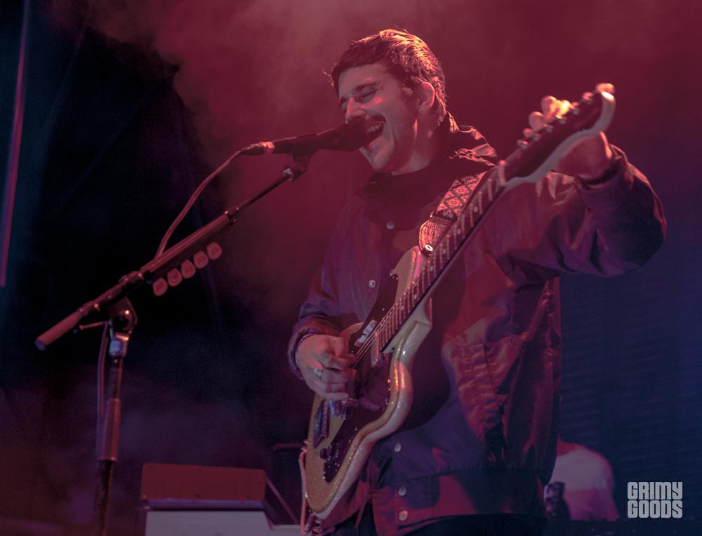 Portugal the Man, Air + Style at the Rose Bowl, photo by Wes Marsala