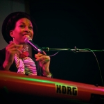 Nia Andrews at The Bootleg Theater Photos by ceethreedom