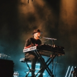 Sohn at the Shrine Auditorium by Steven Ward