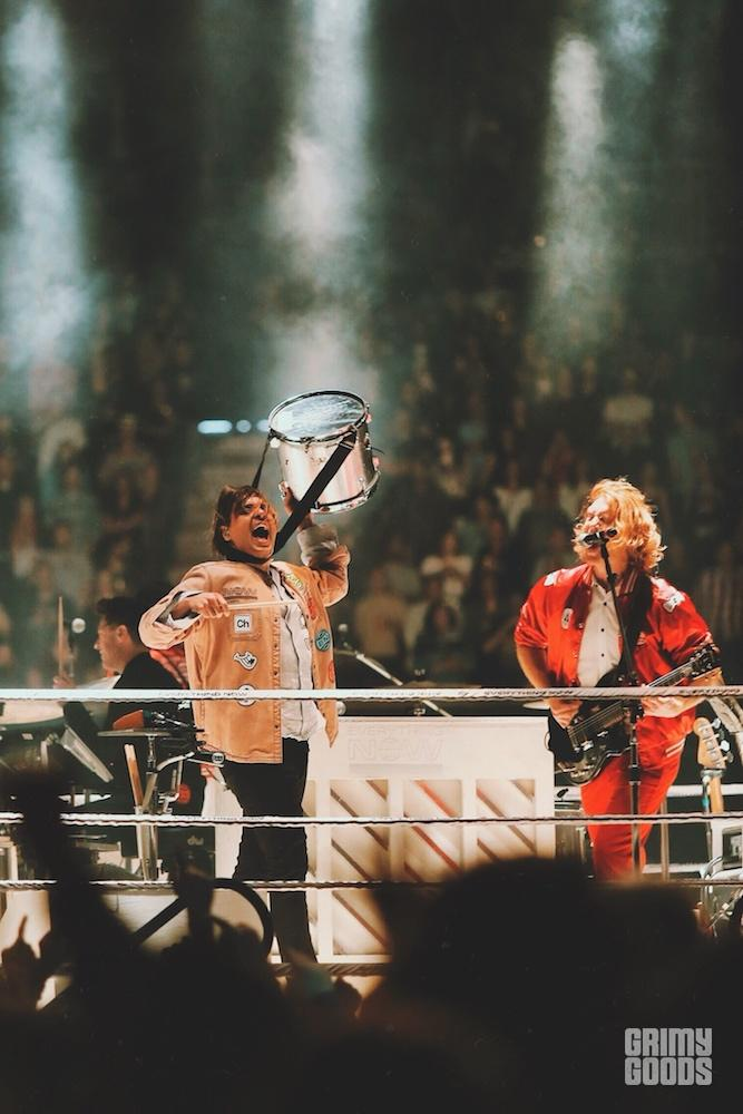 Arcade Fire at The Forum by Steven Ward