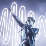 Arctic Monkeys at Staples Center Photo by Tamea