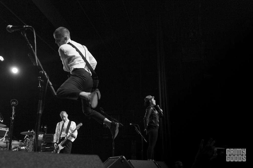 The Interrupters, The Fonda Theater, photo by Wes Marsala