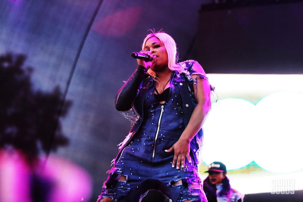 TLC at Beach Goth V by Steven Ward