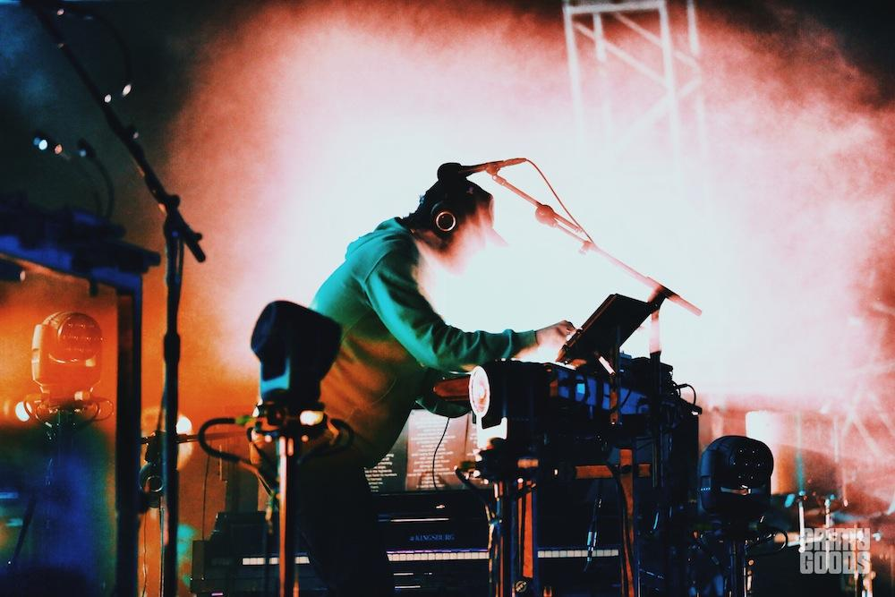 Bon Iver at Beach Goth V by Steven Ward