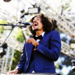 Chicano Batman at Beach Goth V by Steven Ward