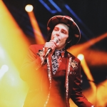 The Growlers at Beach Goth V by Steven Ward