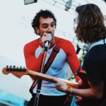 Albert Hammond Jr. at Beach Goth V by Steven Ward