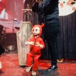 Bob Baker Marionettes at Beach Goth by Steven Ward