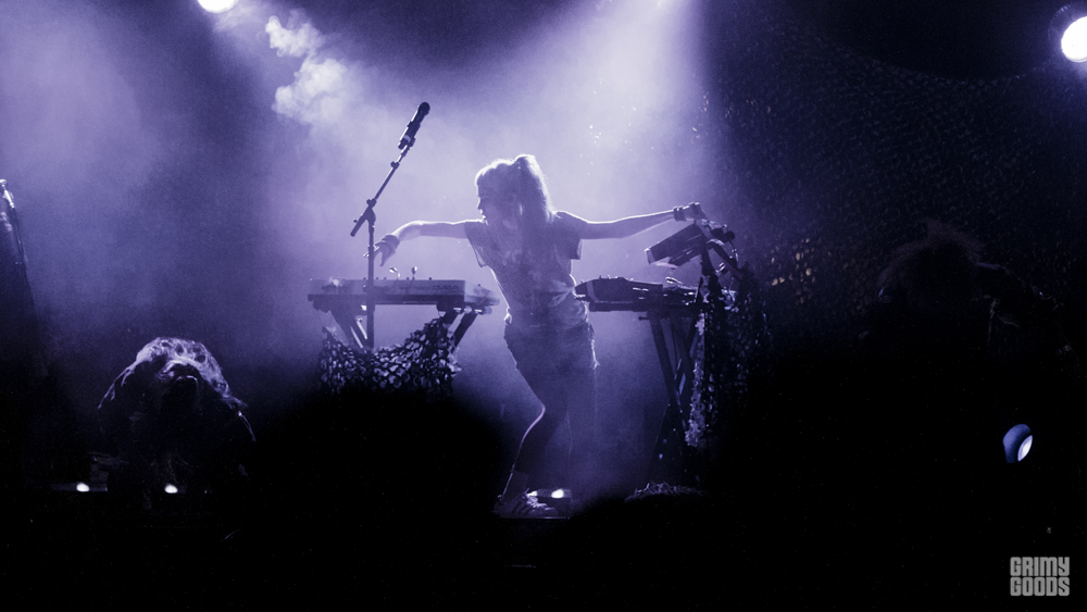 Grimes, Beach Goth Day 1, The Observatory, photo by Wes Marsala