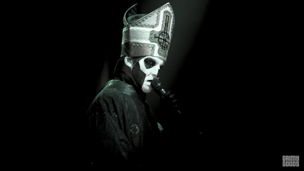 Ghost, Beach Goth Day 1, The Observatory, photo by Wes Marsala