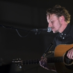 Ben Howard, The Shrine Auditorium, photo by Wes Marsala