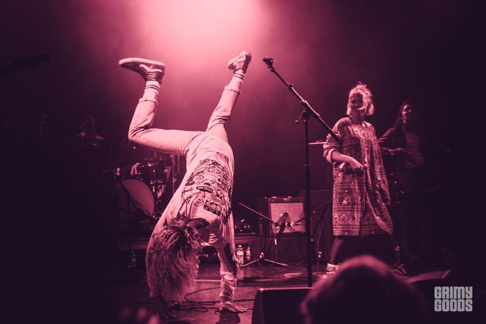 Grouplove, The El Rey, Photo by Wes Marsala