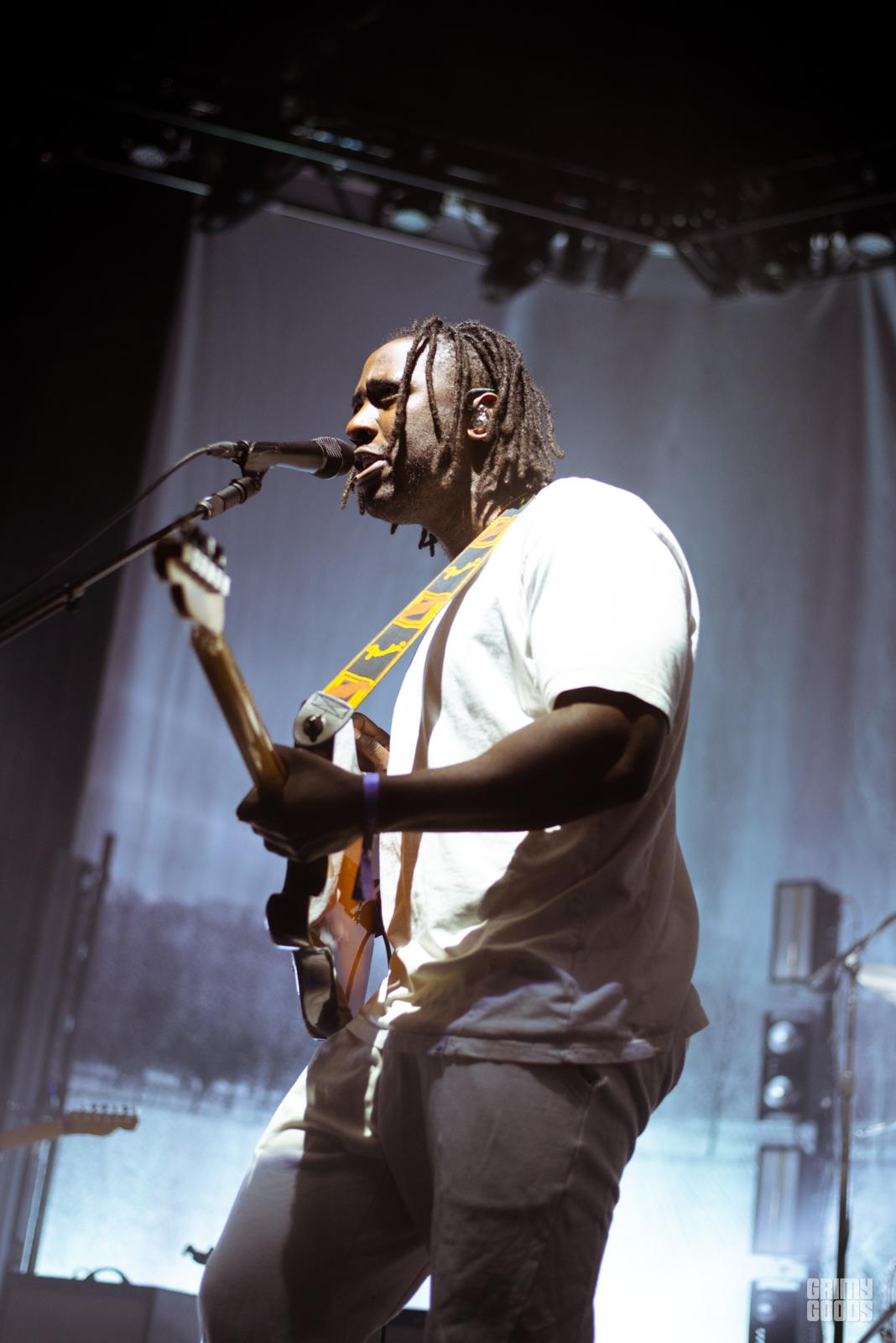 Bloc Party at the Hollywood Palladium shot by Danielle Gornbein