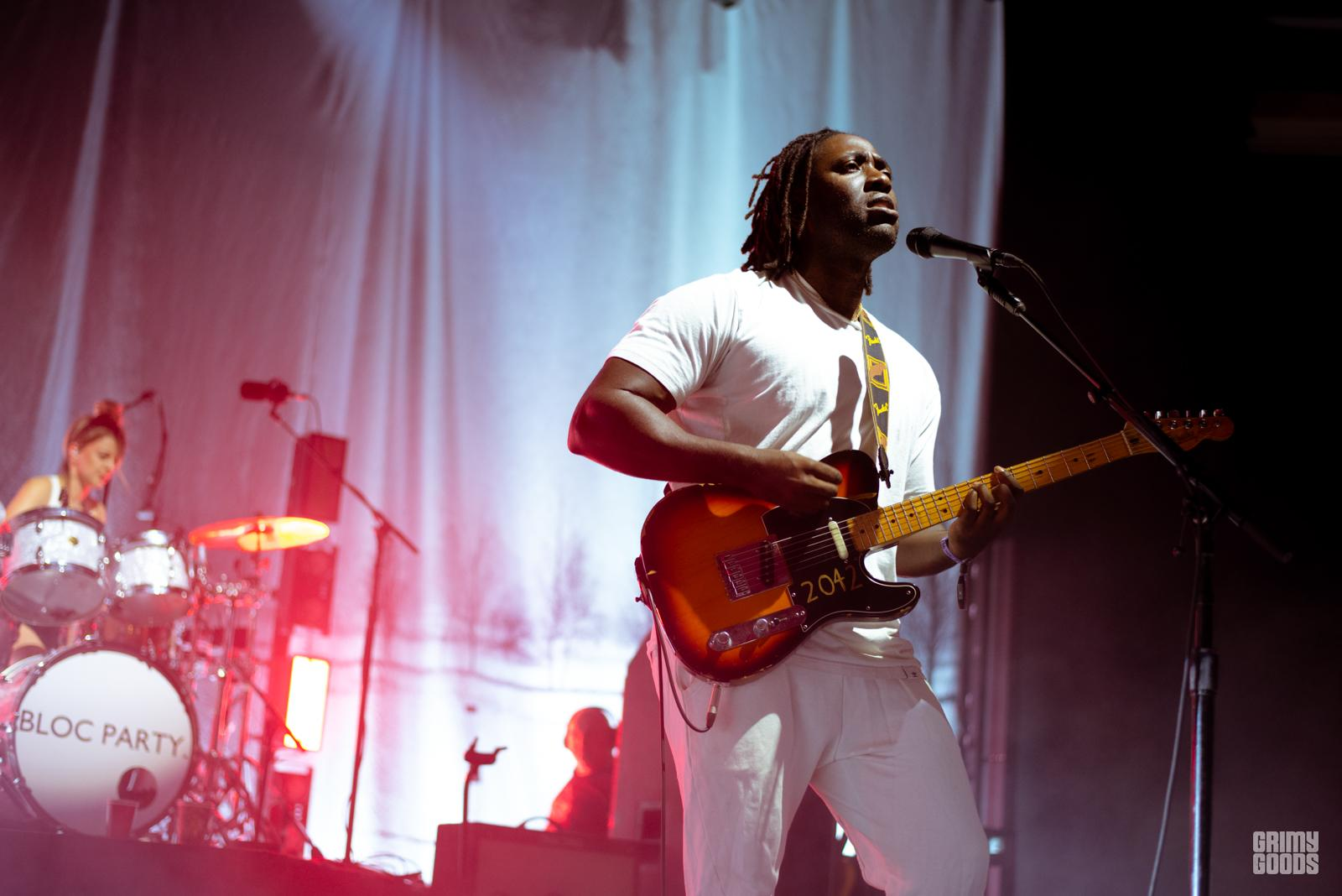 Bloc Party at Hollywood Palladium -- Photo: Danielle Gornbein