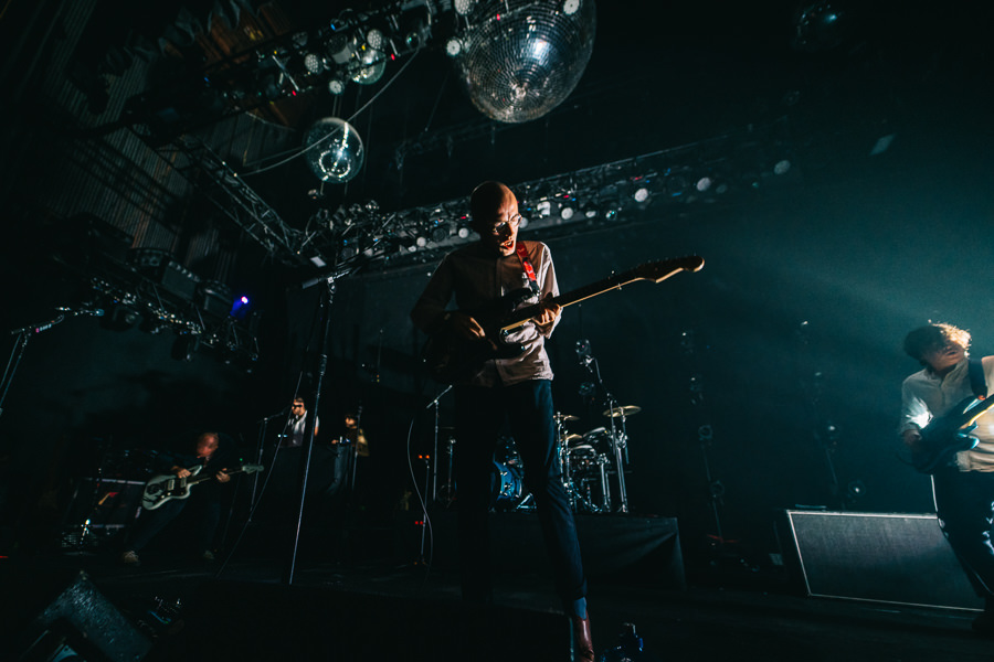Bombay Bicycle Club at The Mayan -