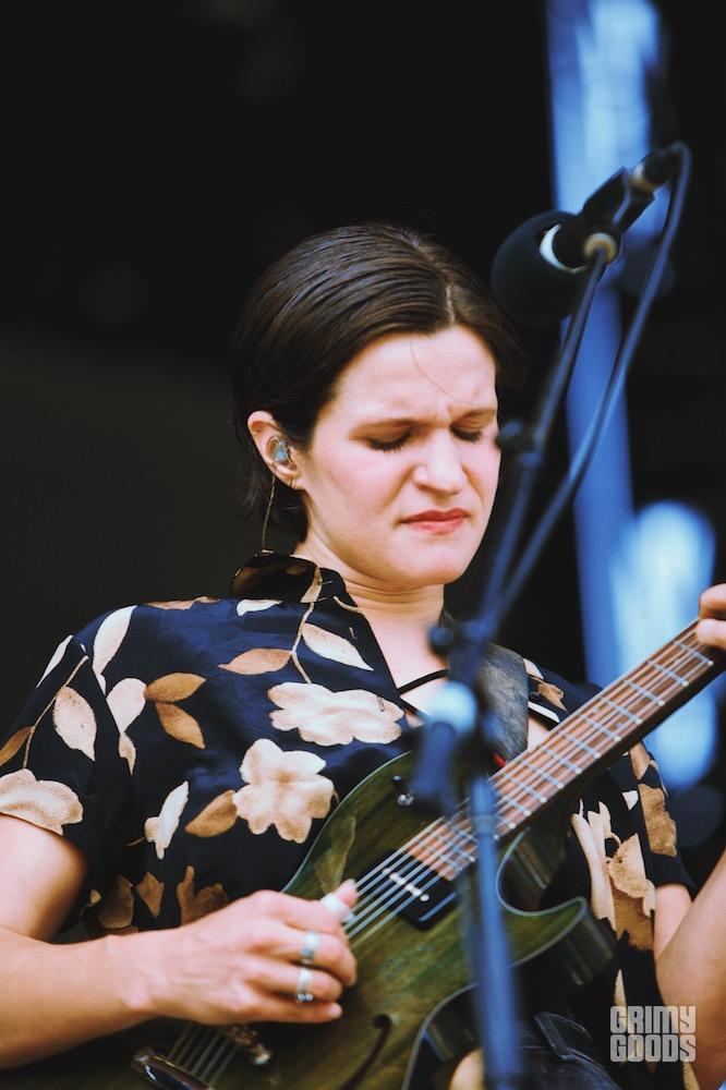 Big Thief at Boston Calling by Steven Ward