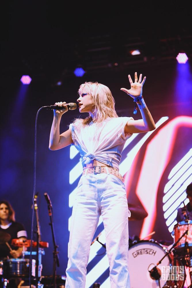 Paramore at Boston Calling by Steven Ward
