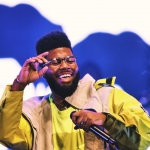 Khalid at Boston Calling by Steven Ward