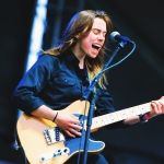 Julien Baker at Boston Calling by Steven Ward