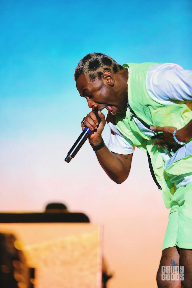 Tyler the Creator at Boston Calling by Steven Ward