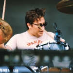 Thee Oh Sees at Boston Calling by Steven Ward