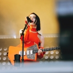 St. Vincent at Boston Calling by Steven Ward
