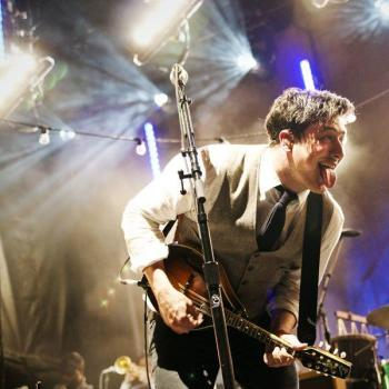 Mumford and Sons at Railroad Revival Tour Photos Review16