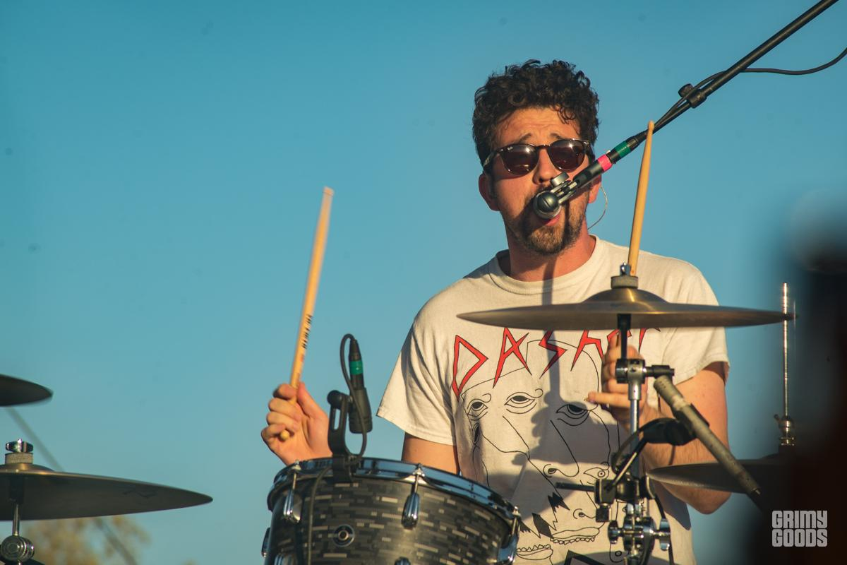 Japandroids at Cal Jam -- Photo: ZB Images