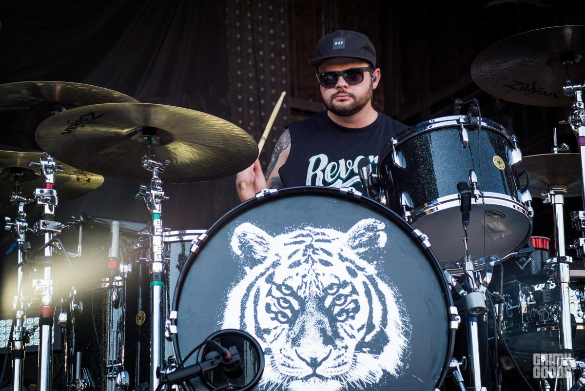 Royal Blood at Cal Jam -- Photo: ZB Images