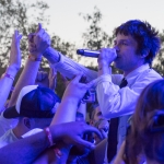 Cage The Elephant at Cal Jam -- Photo: ZB Images