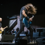 Foo Fighters at Cal Jam -- Photo: ZB Images