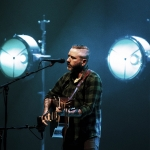 Dallas Green at the Ace Theatre shot by Danielle Gornbein