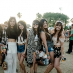 Coachella fashion style photos