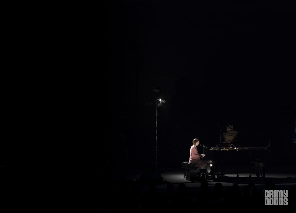 Marketa Irglova, The Greek Theater, photo by Wes Marsala