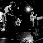 Eagulls, Teregram Ballroom, photo by Wes Marsala