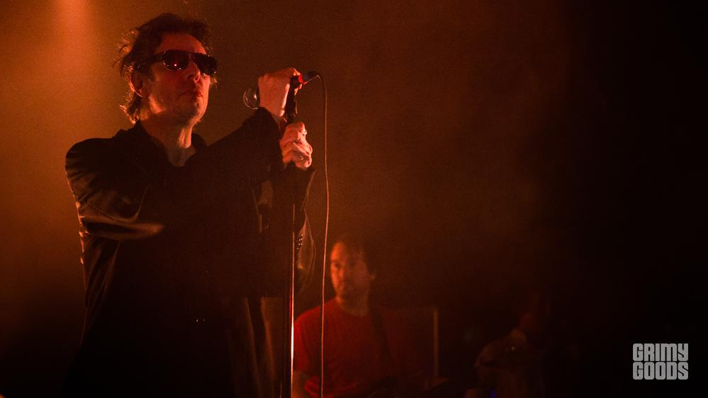 Echo and the Bunnymen, photo by Wes Marsala