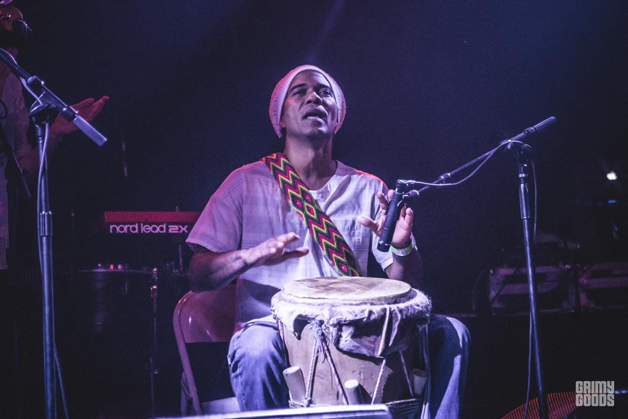 Yanga band Eduardo Martinez