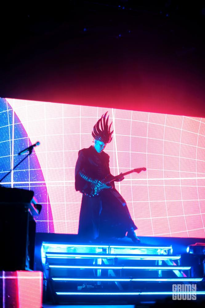 Empire of the Sun at the Fonda Theater by Steven Ward