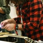 Ryan Adams at Fender Hollywood