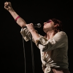 Foxygen at Fonda Theatre -- Photo: Kim Zesbe