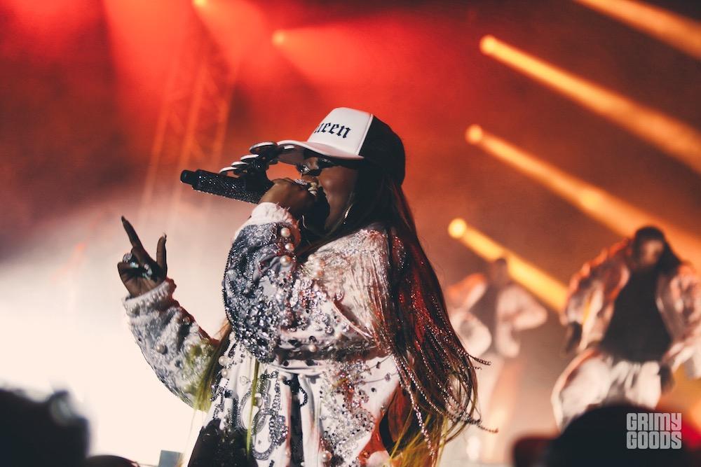 Missy Elliott at FYF 2017 by Steven Ward