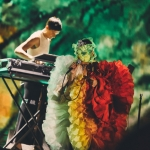 Björk at FYF 2017 by Steven Ward