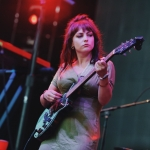 Angel Olsen at FYF 2017 by Steven Ward