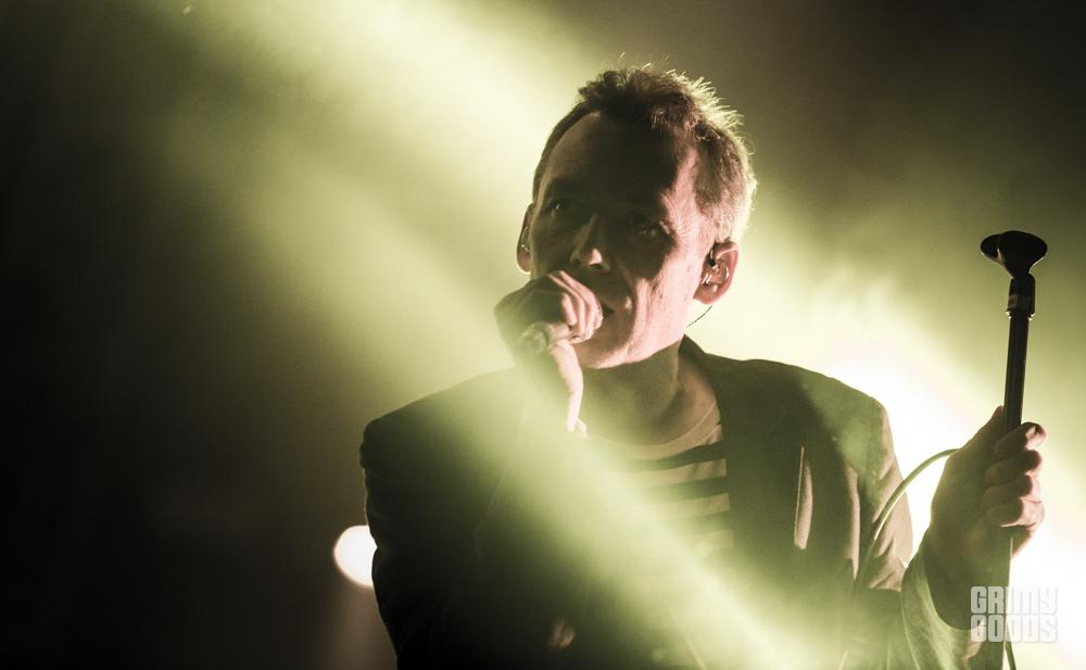 The Jesus and Mary Chain, FYF Fest, photo by Wes Marsala