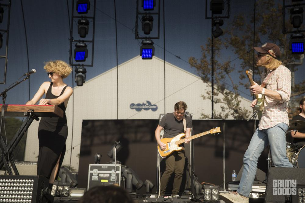 Tennis, FYF Fest, photo by Wes Marsala