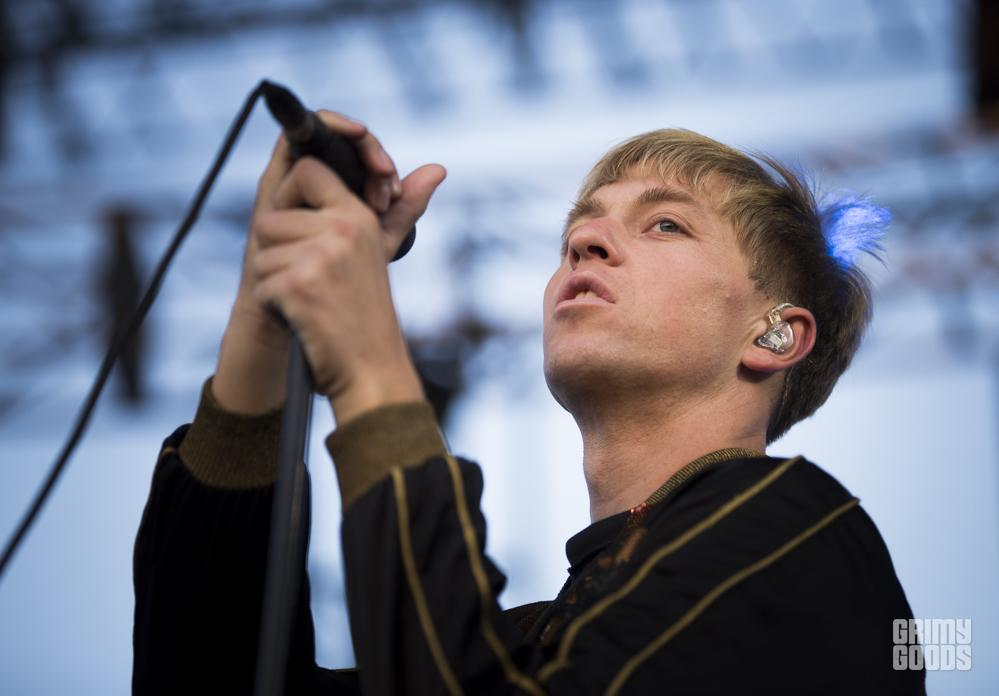 The Drums, FYF Fest, photo by Wes Marsala